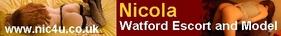 Nicola - Stunning Watford Escort